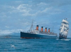 'Aquitania - The Ship Beautiful'